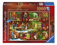 Ravensburger puzzle Heroes and Heroines