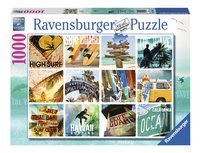 Ravensburger puzzel Surfin' USA