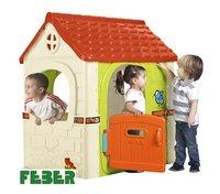 Feber speelhuisje Fantasy House wit-Afbeelding 1