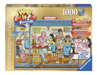 Ravensburger puzzle What if? The Pet Parlour