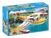 Playmobil Wild Life 5560 Hydravion de sauvetage