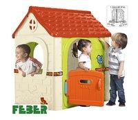 Feber speelhuisje Fantasy House wit-Afbeelding 2