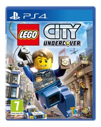 PS4 LEGO City Undercover ENG/FR