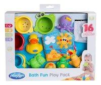Playgro jouet de bain Bath Fun Play Pack - 15 pièces-Avant