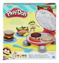 Play-Doh Burger Barbecue-Vooraanzicht
