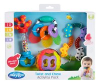 Playgro Twist and Chew Activity Pack-Avant
