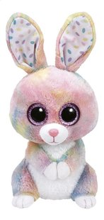 Peluche TY Beanie Boo Bubby le lapin 23 cm
