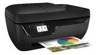 HP imprimante tout-en-un OfficeJet 3833-Côté gauche