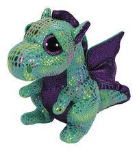 Peluche TY Beanie Boo Cinder le Dragon 23 cm