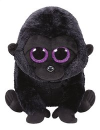 Knuffel TY Beanie Boo George de gorilla 23 cm