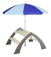 AXI kinderpicknicktafel Kylo met parasol-Vooraanzicht