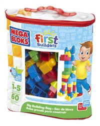 Mega Bloks First Builders Sac de blocs