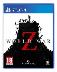 PS4 World War Z ENG/FR-Vooraanzicht