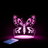 Aloka nachtlampje Sleepy Lights Butterfly