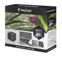 AeroCover beschermhoes voor loungezetels L 100 x B 100 x H 70 cm polyester-Vooraanzicht