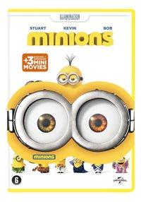 DVD Minions-Détail de l'article