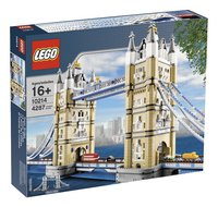 LEGO Exclusive 10214 Tower Bridge-Vooraanzicht