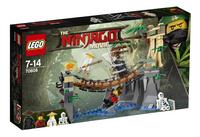 LEGO Ninjago 70608 Le pont de la jungle