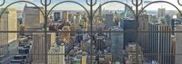 Ravensburger puzzel New York City window-Vooraanzicht