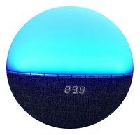 Haut-parleur Bluetooth avec radio-réveil-Image 1