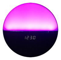 Haut-parleur Bluetooth avec radio-réveil-Image 2