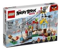 LEGO Angry Birds 75824 Pig City Teardown-commercieel beeld