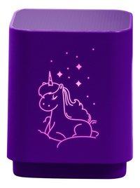 bigben bluetooth luidspreker Unicorn-Vooraanzicht