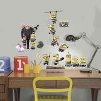 Sticker mural Despicable Me 3 - Gru et les Minions
