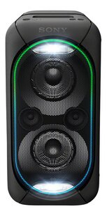 Sony bluetooth luidspreker GTK-XB60 zwart-Vooraanzicht