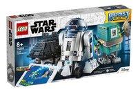 LEGO Boost 75253 Star Wars Commandant des droïdes-Côté gauche