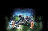 PLAYMOBIL Ghostbusters 9223 Venkman en Terror Dogs-Afbeelding 1