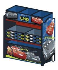Meuble de rangement Disney Cars 6 compartiments-Côté droit