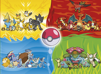 Ravensburger XXL puzzel Pokémon-Vooraanzicht