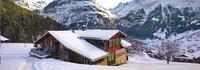 Ravensburger puzzle panorama Châlet dans les Alpes-Avant