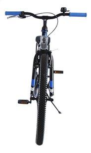 Citybike Blade 24/ bleu avec porte-bagages-Avant