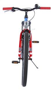 Citybike Blade 24/ noir avec porte-bagages-Avant
