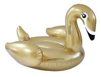 Swim Essentials matelas gonflable pour 1 personne Cygne doré-Avant