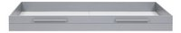 Tiroir de rangement/lit d'appoint Dennis gris béton