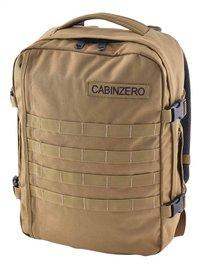 CabinZero reistas Military Sand 28 l-Rechterzijde