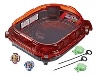 Beyblade Burst Turbo - Rail Rush Battle set-Vooraanzicht