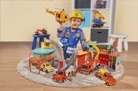 Sam le pompier hélicoptère wallaby dreamland