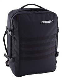CabinZero reistas Military Absolute Black 44 l-Linkerzijde