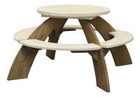 AXI table de pique-nique pour enfants Orion avec parasol-Détail de l'article