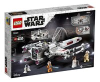 LEGO Star Wars 75301 Le X-Wing Fighter de Luke Skywalker-Arrière