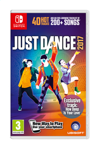 Nintendo Switch Just Dance 2017 ENG/FR