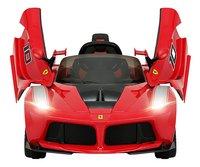 Elektrische auto Ferrari LaFerrari FXXK-Vooraanzicht