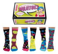 United Odd Socks Mojitoes 6 sokken maat 37-42-commercieel beeld