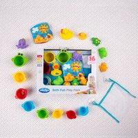 Playgro jouet de bain Bath Fun Play Pack - 15 pièces-Image 1