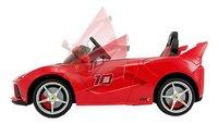 Elektrische auto Ferrari LaFerrari FXXK-Rechterzijde