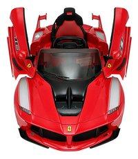 Elektrische auto Ferrari LaFerrari FXXK-Bovenaanzicht